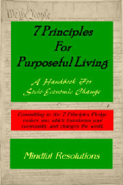 7 principals for purposeful living