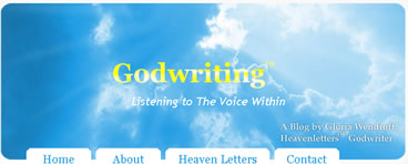 Godwriting Blog